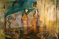 Rolf-Becker-2-People-Modern-Age-Expressionism-Abstract-Expressionism