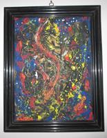Rudolf-Olgiati-Fantasy-Abstract-art-Contemporary-Art-New-Image-Painting