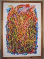 Rudolf-Olgiati-Fantasy-Abstract-art-Modern-Age-Abstract-Art
