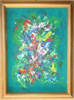 Rudolf-Olgiati-Nature-Plants-Flowers-Modern-Age-Abstract-Art
