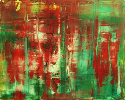 Gita Khezri, N/T, Abstract art, Non-Objectivism [Informel]
